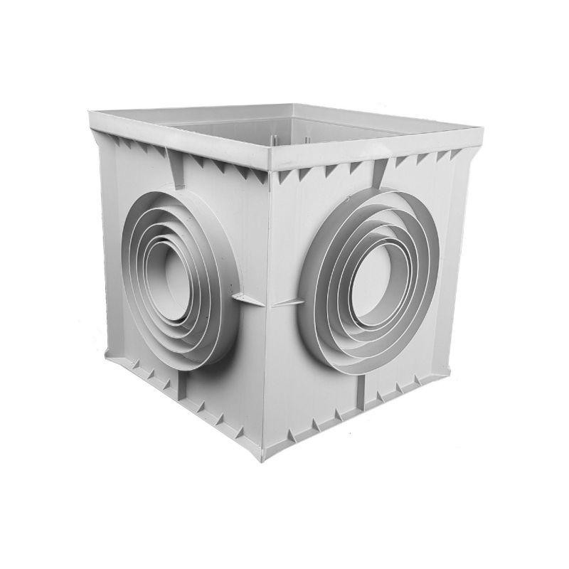 Camin Baterie  400 x 400 x 400 mm - Panouri Fotovoltaice
