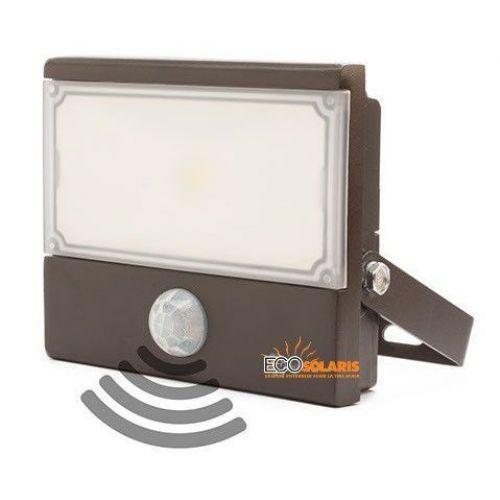 Proiector GALAXII LED 12V/24V 10W cu senzor PIR