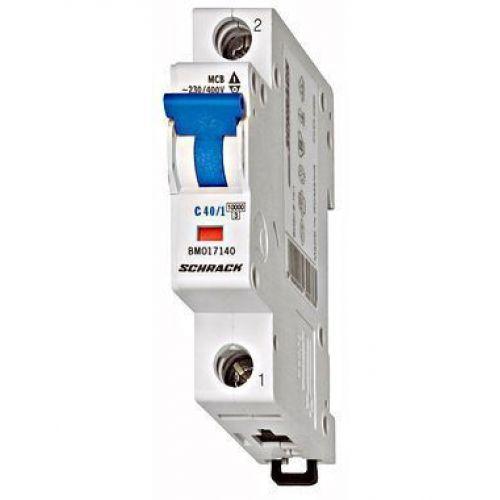 Intrerupator automat DC 50A fotovoltaice 1-DC