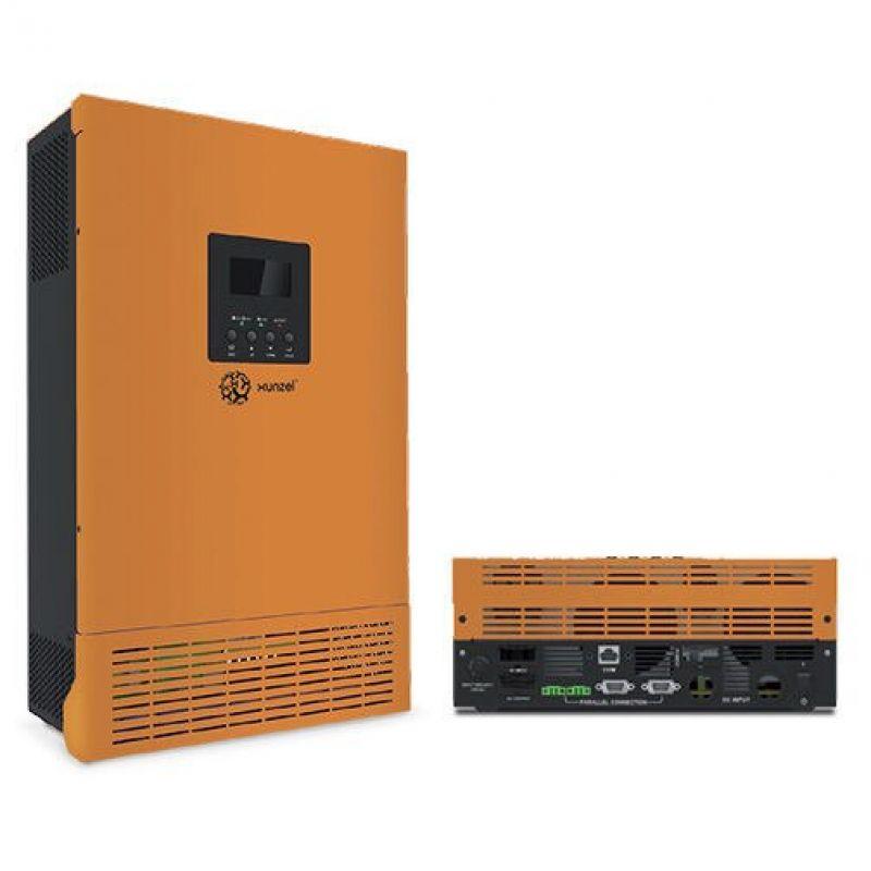Invertor Xunzel-IXS 12V  1000VA - PWM 50A - Panouri Fotovoltaice