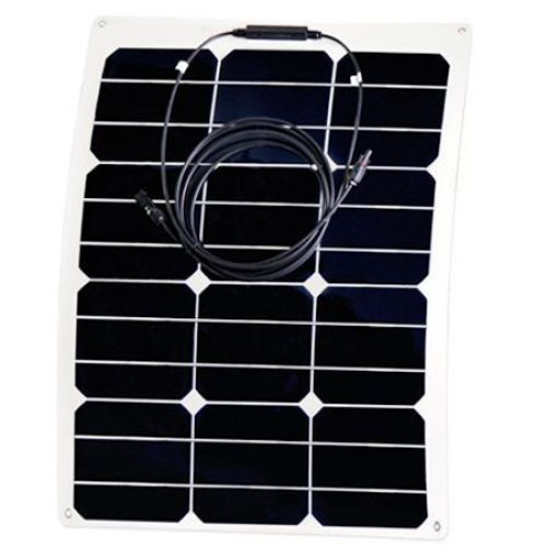 Panou fotovoltaic flexibil 10W mono