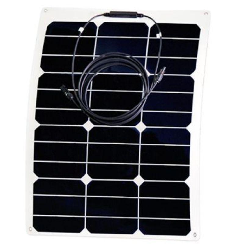 Panou fotovoltaic flexibil 10W mono - Panouri Fotovoltaice