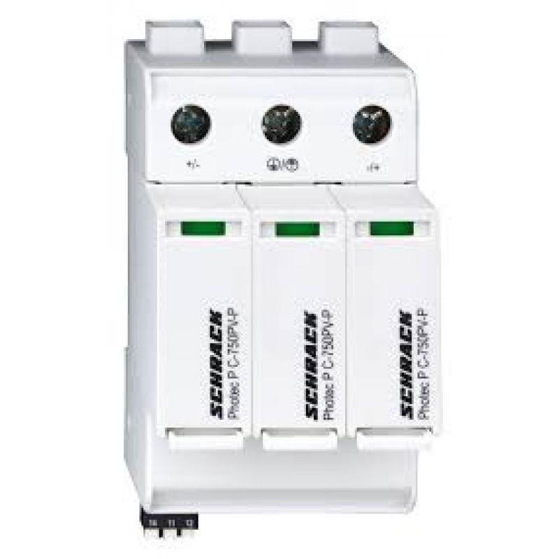 Descarcator Fotovoltaice Schrack Photech P C 1100V 20kA - Panouri Fotovoltaice