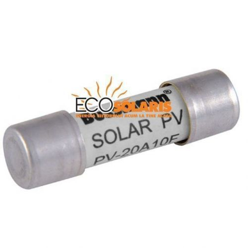 Siguranta 10A Panouri fotovoltaice 1000V - Panouri Fotovoltaice