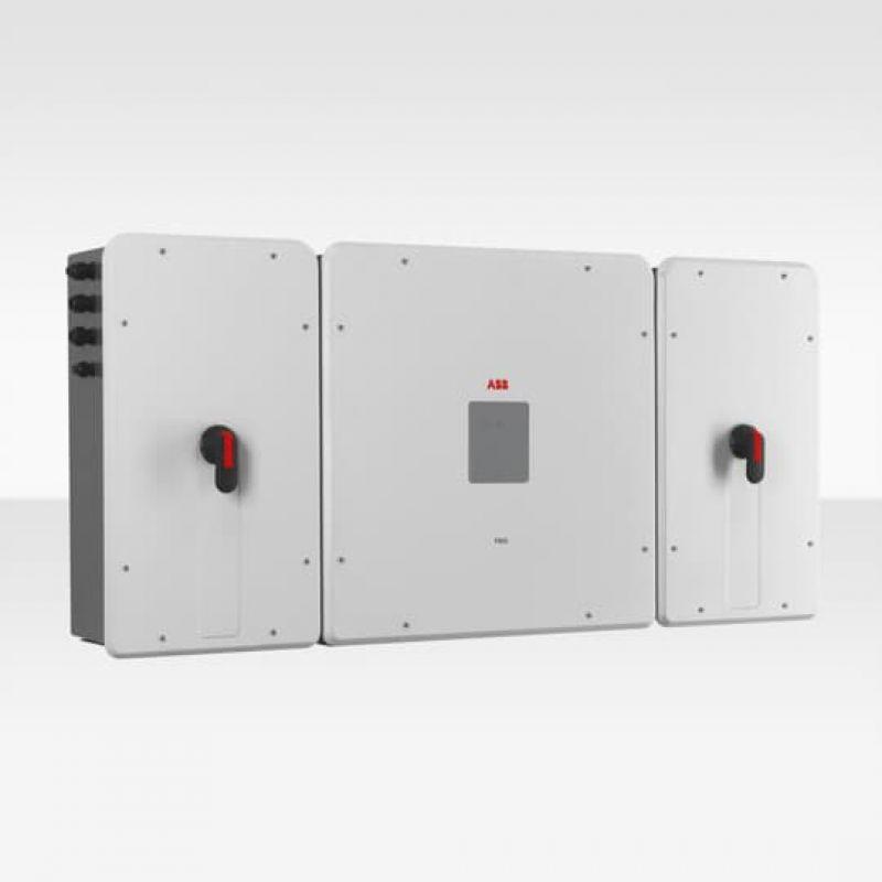 Invertor ABB 50 TL TRIO - Panouri Fotovoltaice