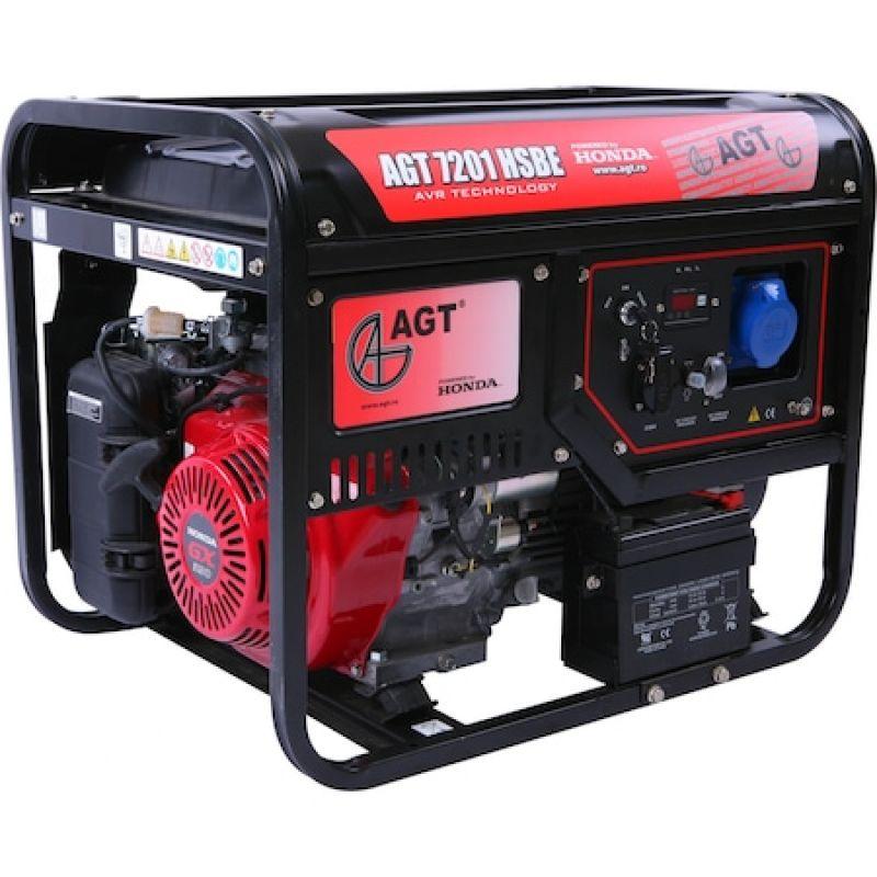 Generator AGT 7201 monofazat - Panouri Fotovoltaice