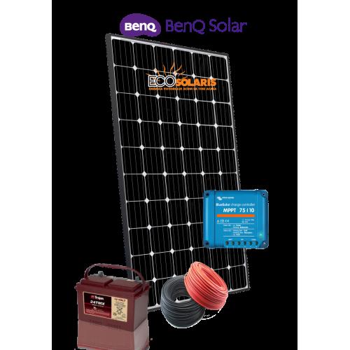 Sistem Fotovoltaic 12V Benq 300Wp Off Grid