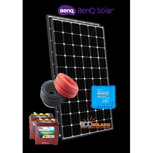 Sistem Fotovoltaic 12V Benq 600Wp Off Grid