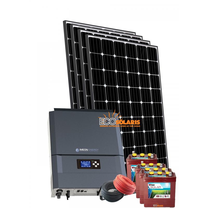 Sistem Fotovoltaic  3.6 kWp IMEON - Panouri Fotovoltaice
