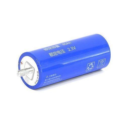 Baterie Lithium Titanat Oxid - LTO 2.3V 40AH 66160H Cilindrica