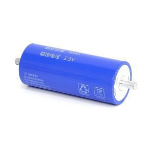 Baterie Lithium Titanat Oxid - LTO 2.3V 40AH 66160H Cilindrica - Panouri Fotovoltaice