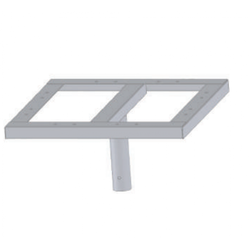 Brat pentru proiectoare 2x30 cm - Panouri Fotovoltaice