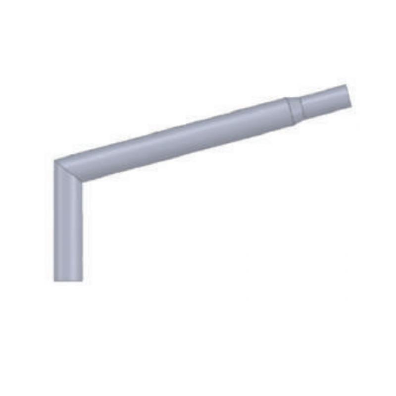 Brat pentru Stalp 150 cm  diametru 60 - Panouri Fotovoltaice