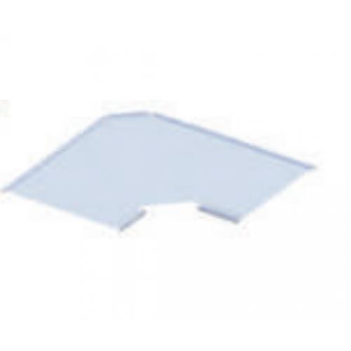Capac Cot pentru jgheab metalic  90° 300 mm