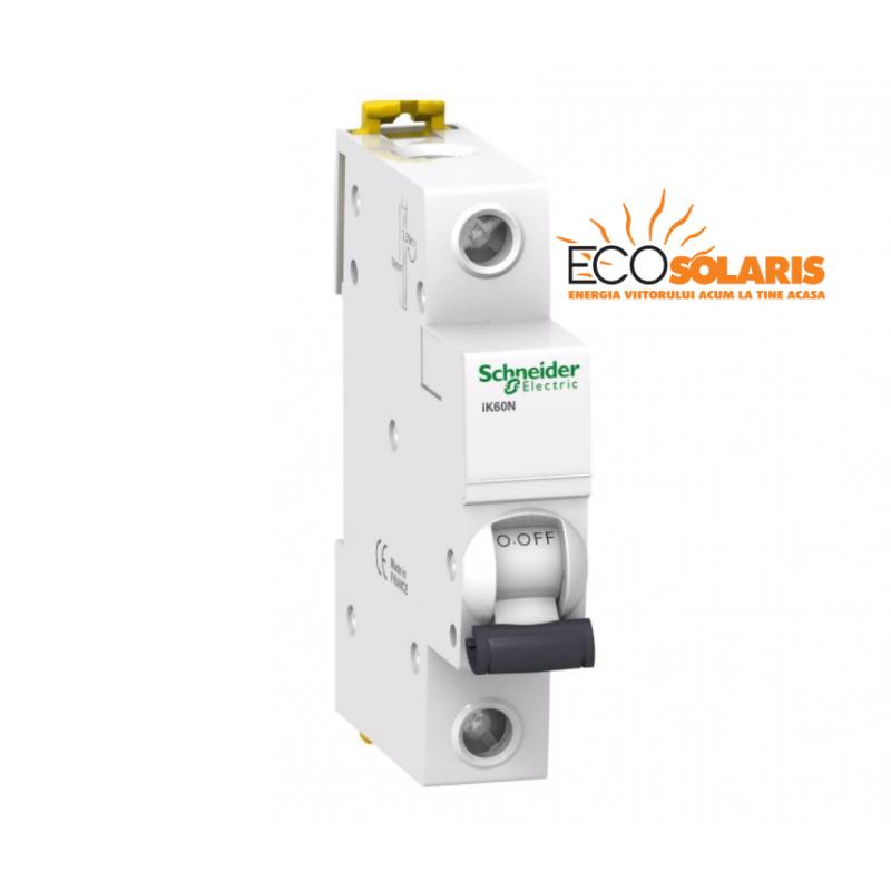 Intrerupator automat iK60N Schneider Electric 1P 2A C - Panouri Fotovoltaice