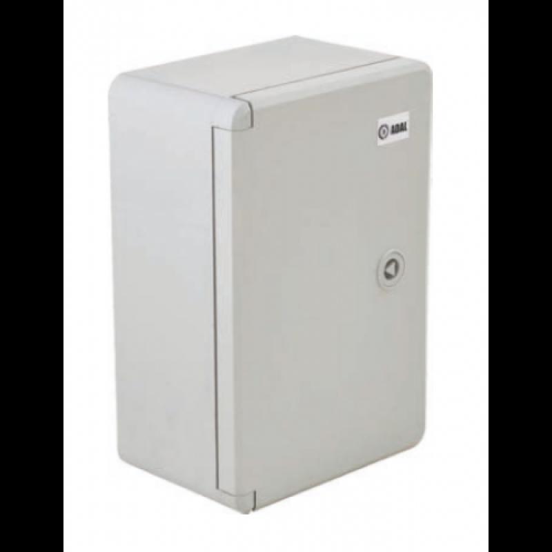 Panou Electric pentru siguranta 25x35x15 ABS IP65 - Panouri Fotovoltaice