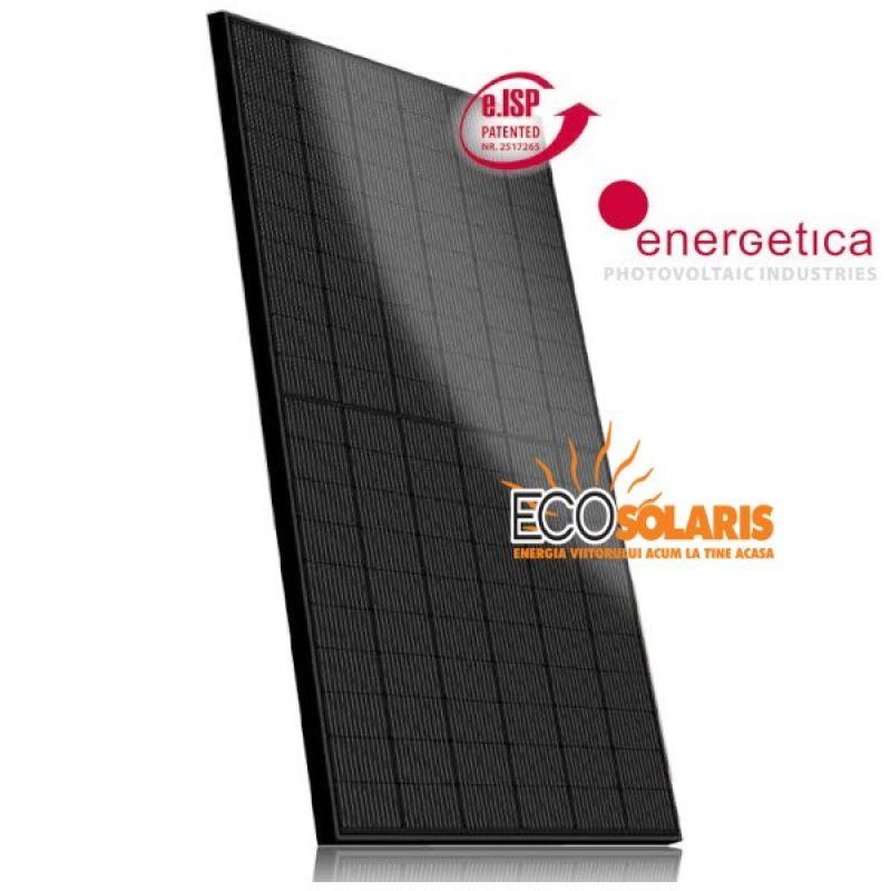 Panou Fotovoltaic e.Classic M HC Black- Energetica 360Wp - Panouri Fotovoltaice
