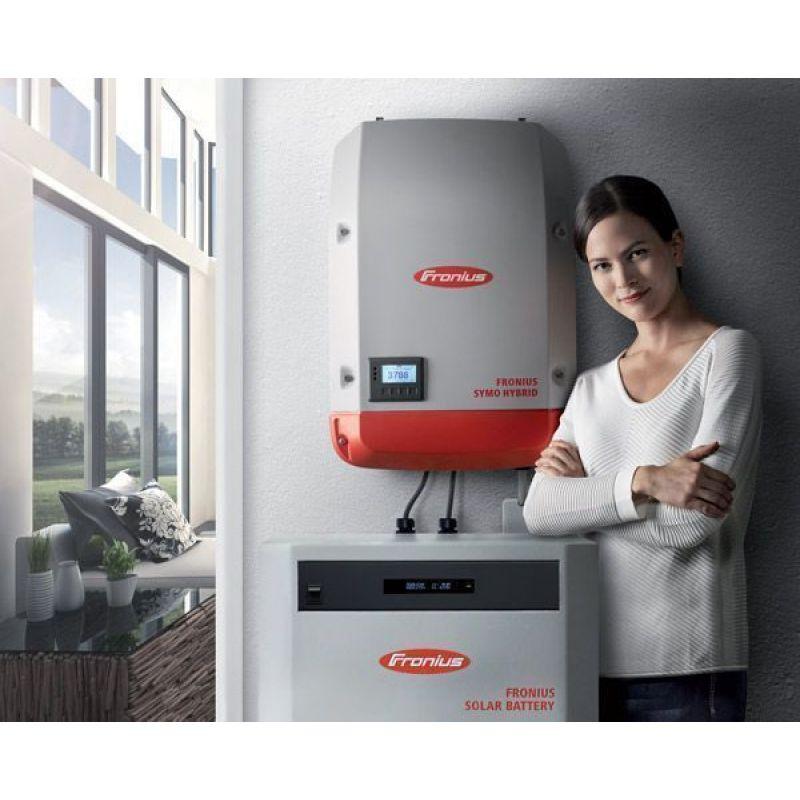 Sistem Fotovoltaic Hibrid  4Kwp  Fronius - Panouri Fotovoltaice
