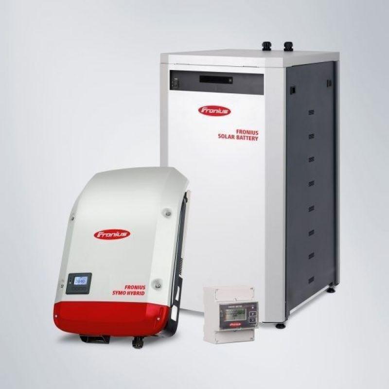 Sistem Fronius Baterie  - Invertor Hybrid 4.5kwh - Panouri Fotovoltaice