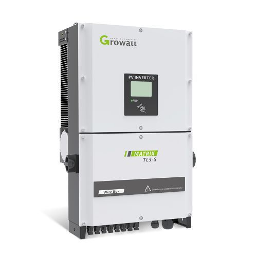 Invertor Growatt trifazat  40000 TL3-S