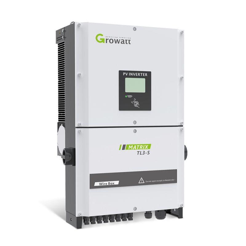 Invertor Growatt trifazat  30000 TL3-S - Panouri Fotovoltaice