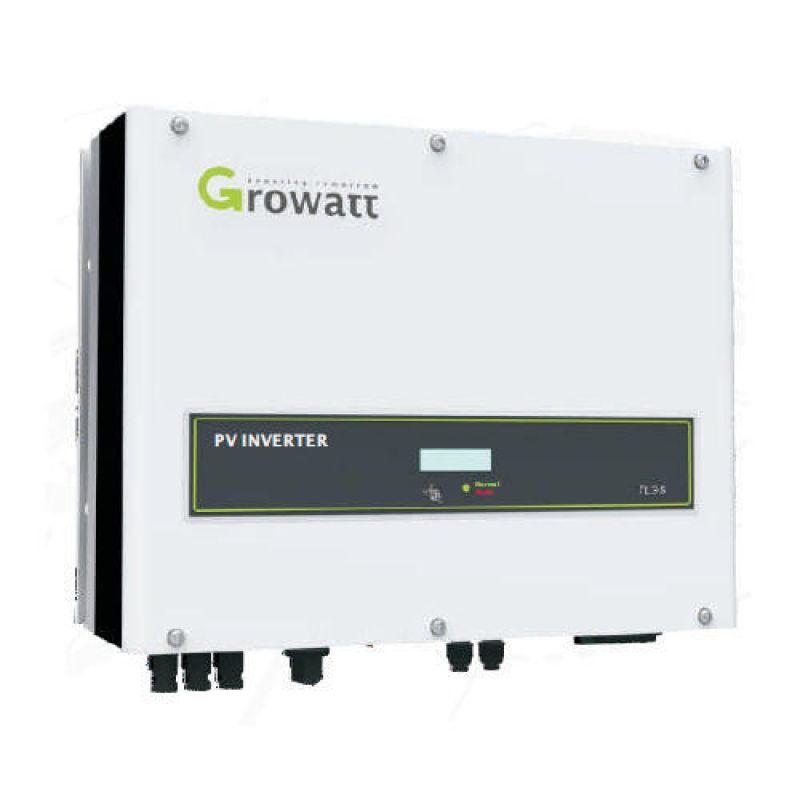 Invertor Growatt trifazat  6000 TL3-S - Panouri Fotovoltaice