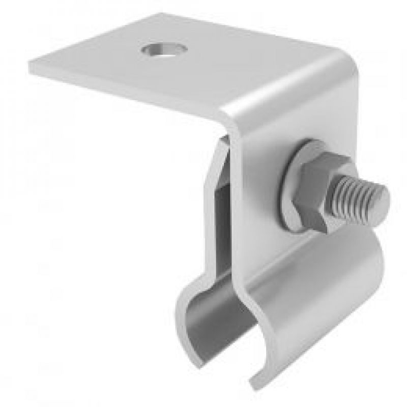 Clema Tabla faltuita Solid SeamClamp - Panouri Fotovoltaice