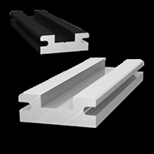 Conector K2 InsertionRail aluminiu