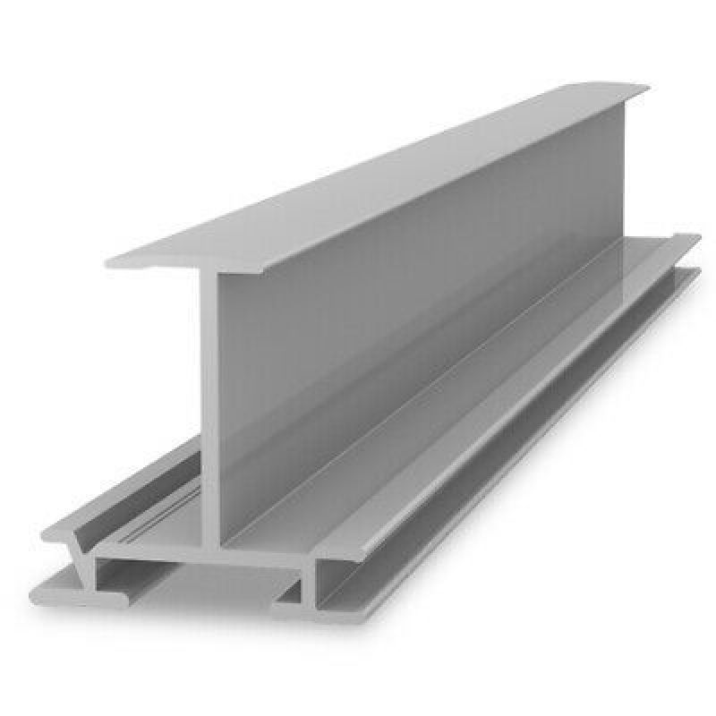 Profil aluminiu K2 510cm InsertionRail 35 - Panouri Fotovoltaice