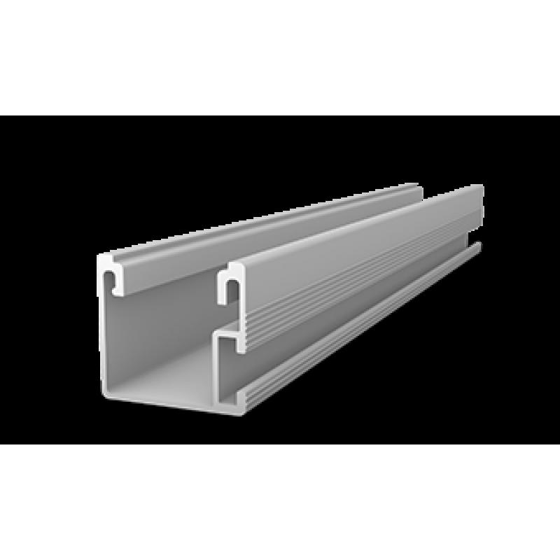 Profil aluminiu fotovoltaice 430cm K2 SingleRail 36 - Panouri Fotovoltaice