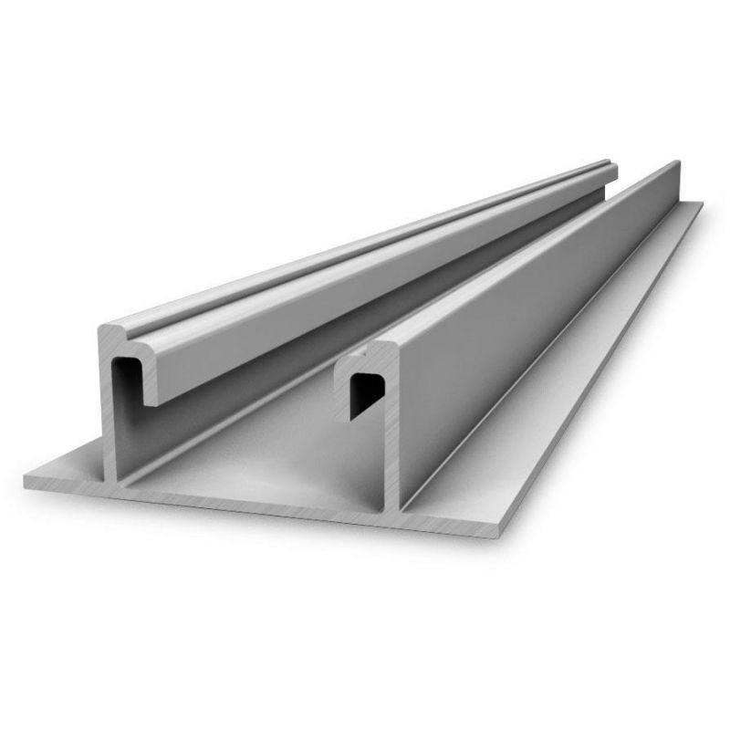 Profil aluminiu fotovoltaice 120cm K2 SpeedRail 22 - Panouri Fotovoltaice