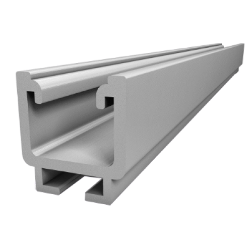 Mounting rail K2 SolidRail Medium 42, 440mm