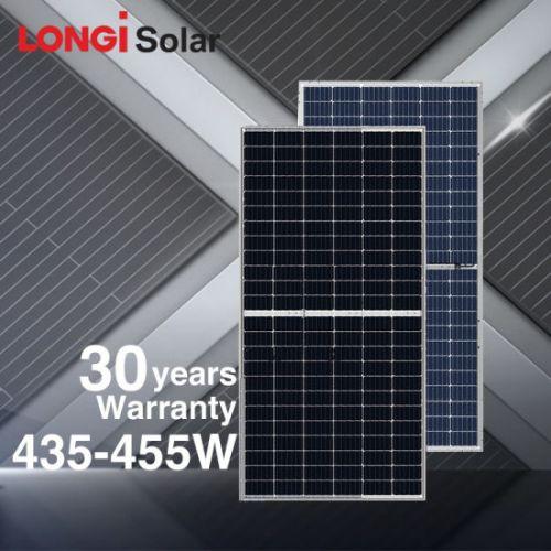 Longi Solar  450Wp  LR4-72HIH-450M