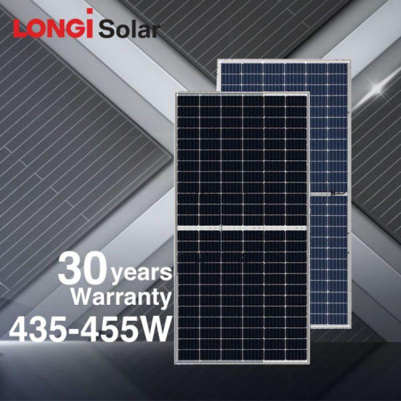 Longi Solar  450Wp  LR4-72HIH-450M - Panouri Fotovoltaice