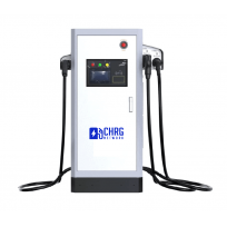 Statie incarcare 60kW DC station with CCS - Chademo - Type 2