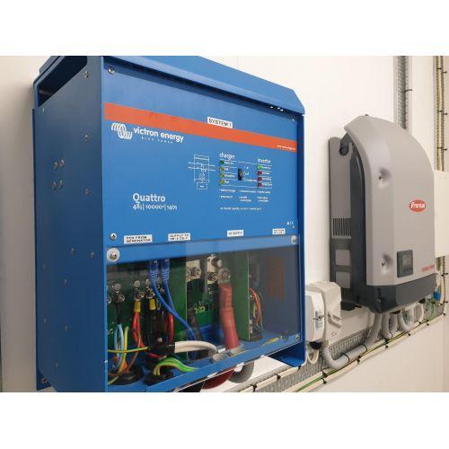 Sistem Fotovoltaic Micro-Grid 48V 8kWp 230V