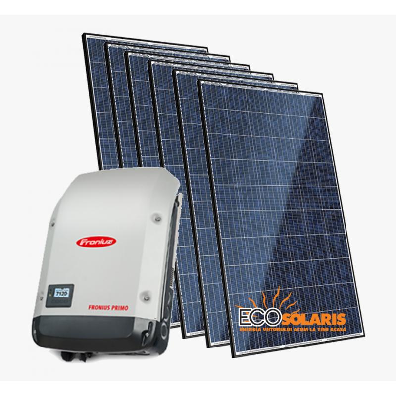 Sistem Fotovoltaic 4.6 kwp On GRID Fronius Primo - Benq Solar - Panouri Fotovoltaice