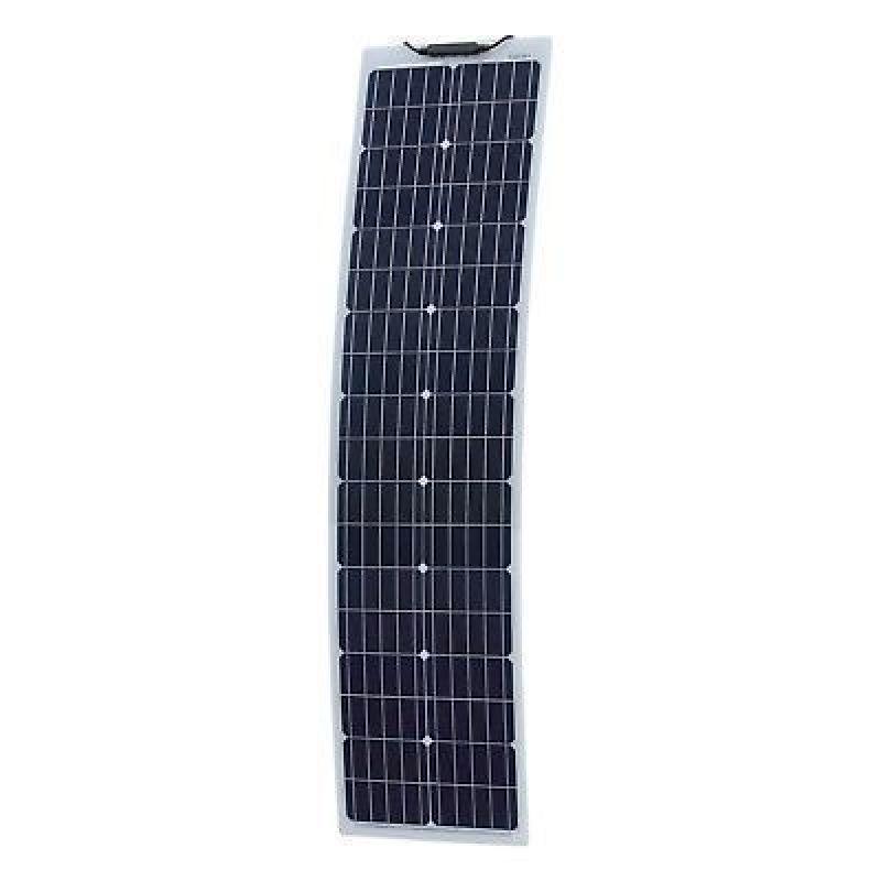 Panou Fotovoltaic Flexibil Monocristalin 50W 12V - Panouri Fotovoltaice