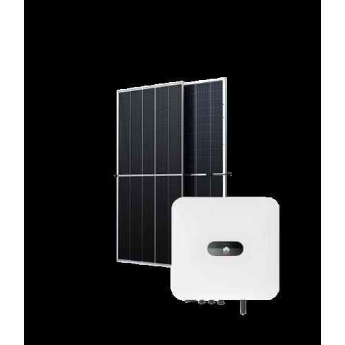Sistem fotovoltaic 5 kWp On Grid Huawei