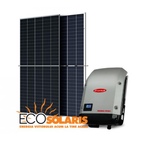 Sistem Fotovoltaic 3kWp-10kwh-zi On Grid Fronius
