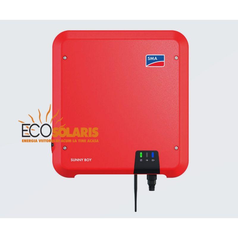 Invertor SMA Sunny Boy 6.0AV - 6000W - Panouri Fotovoltaice