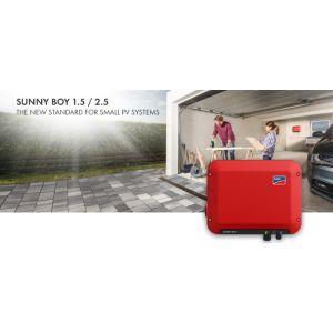 Invertor SMA Sunny Boy 2.0VL - 2000W - Panouri Fotovoltaice