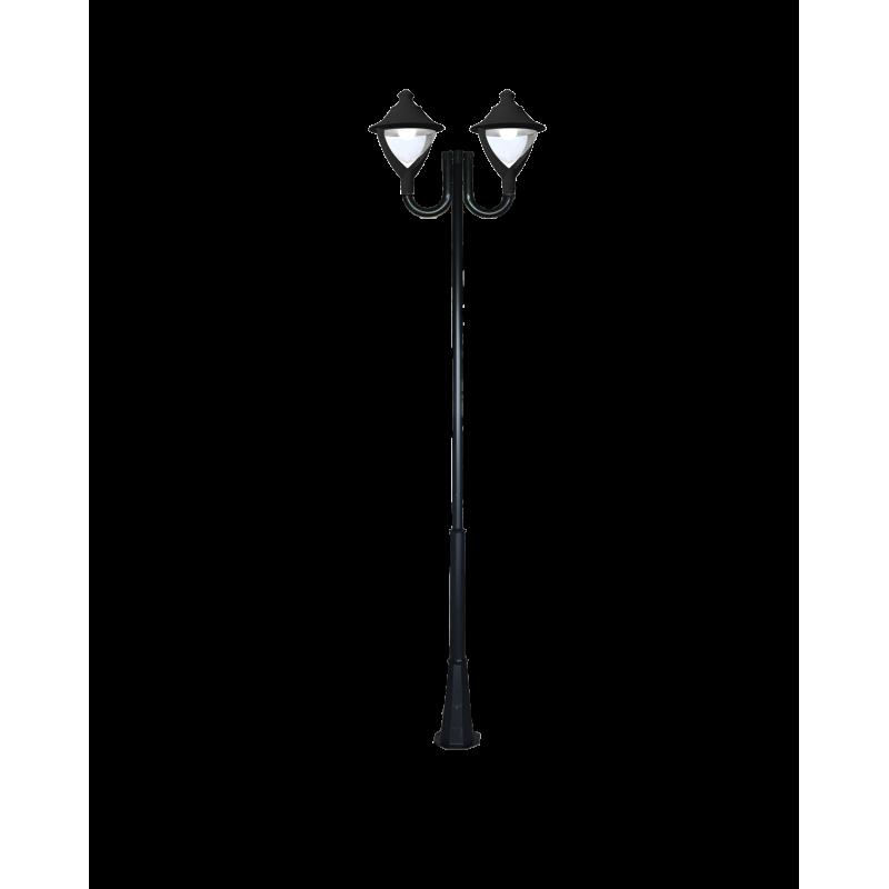 Stalp de iluminat  Fumagalii Beppe - Panouri Fotovoltaice