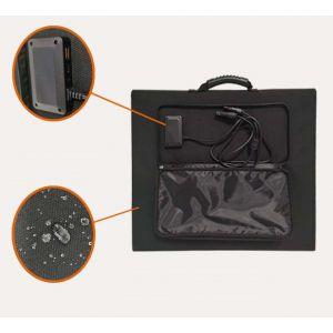 Panou Fotovoltaic portabil 100W - Panouri Fotovoltaice