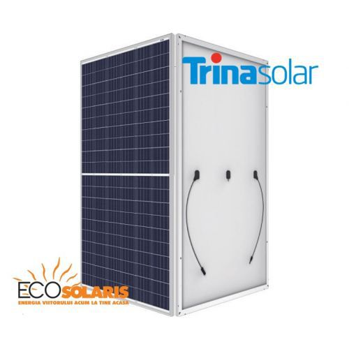 Panou Fotovoltaic Trina Solar 335 W Honey TSM-DE06M Black Frame