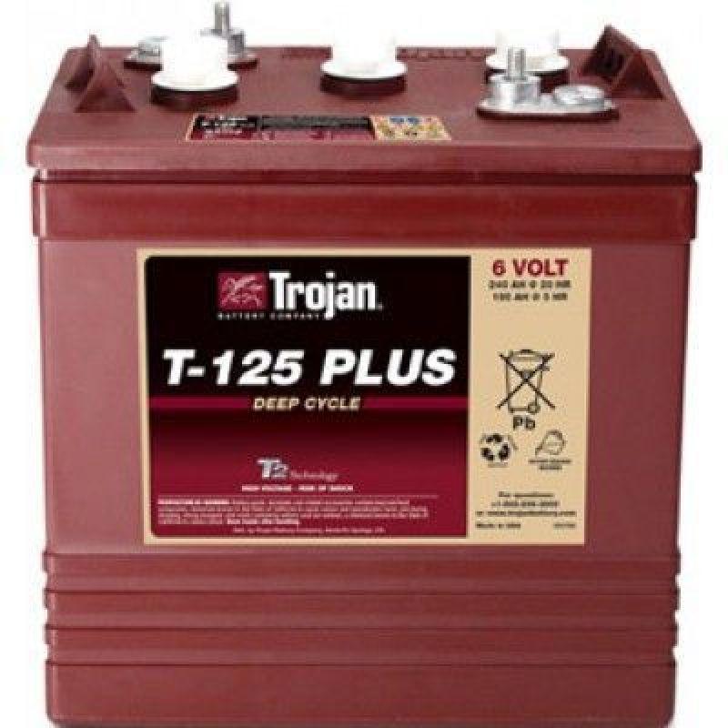 Baterie Trojan T-125 Plus 185A C5 - Panouri Fotovoltaice