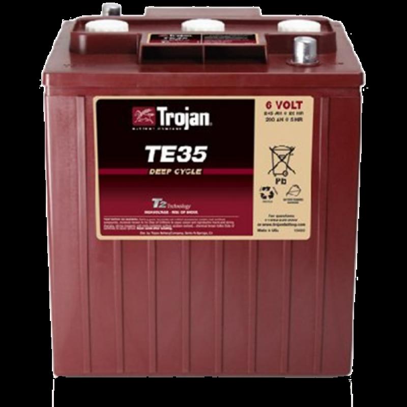 Baterie Trojan TE-35 6V - Panouri Fotovoltaice