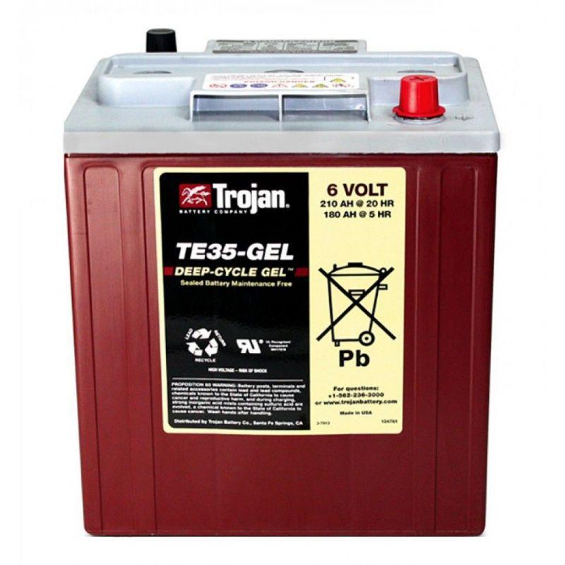 Baterie Trojan TE-35 GEL 6V - Panouri Fotovoltaice