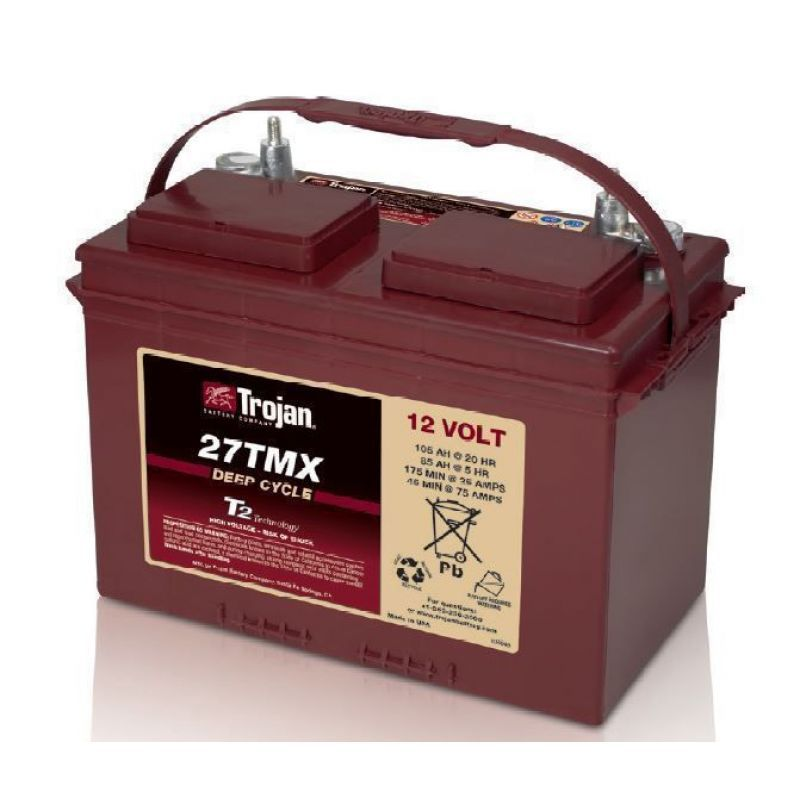 Baterie Trojan 27TMX 12V - Panouri Fotovoltaice