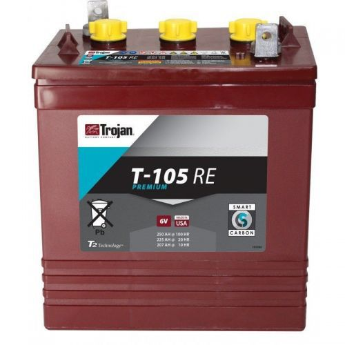 Baterie Trojan deep cycle 6V T-105 RE